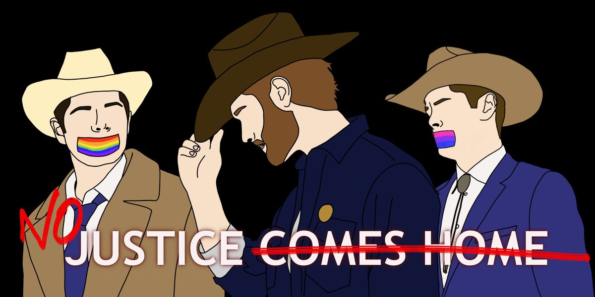 """With Walker starting this month, a buddy of mine that doesn't have Twitter drew this and asked me to post it for them. I couldn't argue.   It's the Walker tagline, but edited. """"Justice comes home"""" indeed."""