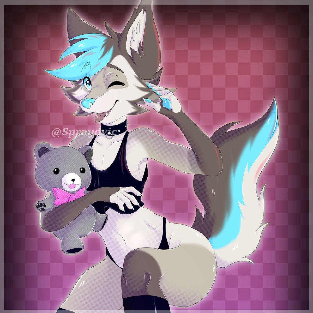 Cute Furry Femboy