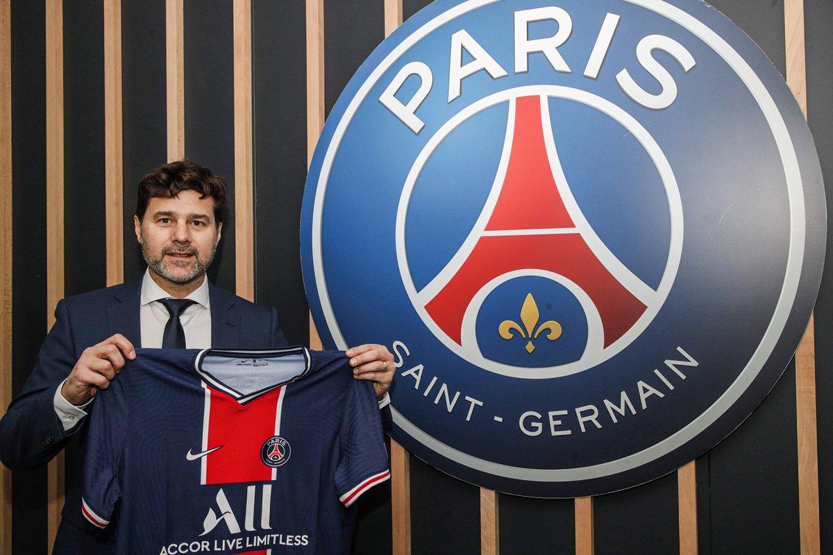 باريس سان جيرمان الفرنسي يعلن تعيين الأرجنتيني ماوريسيو بوتشيتينو مدربا للفريق حتى يونيو 2022