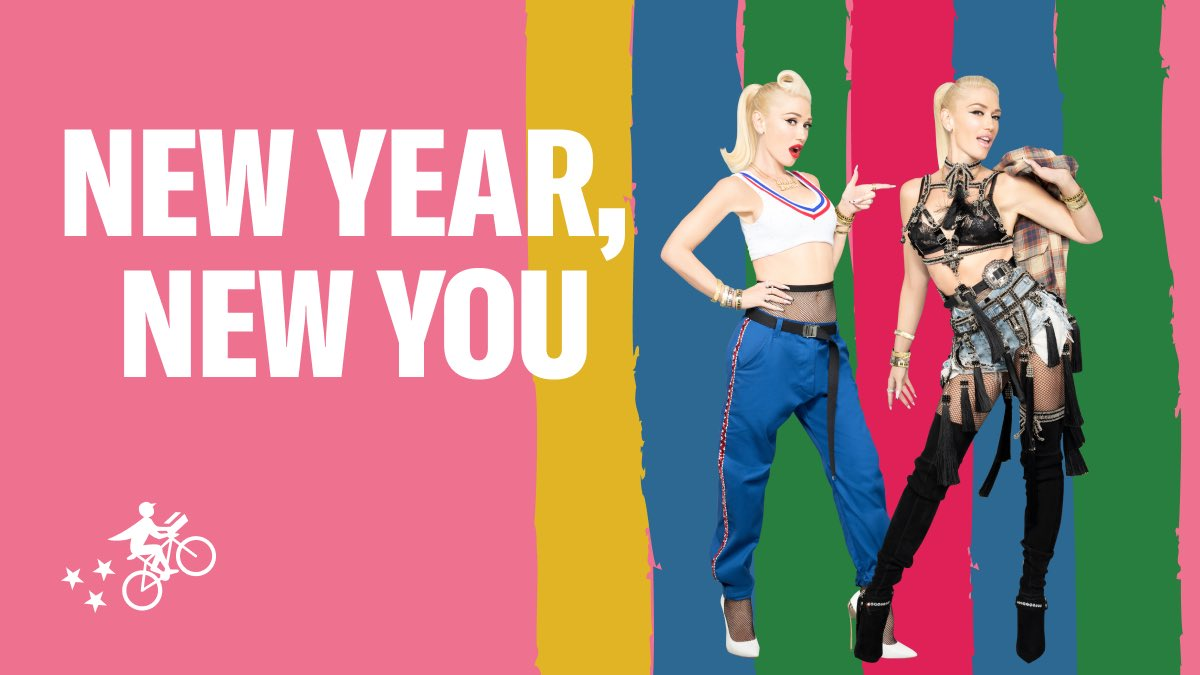 While you were listening to @GwenStefani's new hit single 'Let Me Reintroduce Myself', we went ahead and made it easy to kick off the new year right with healthy foods in our Healthy New You collection.  Check it out here: