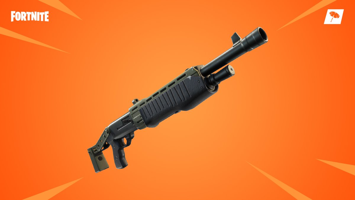CLG Symetrical - like for pumps, retweet for charge shotgun
