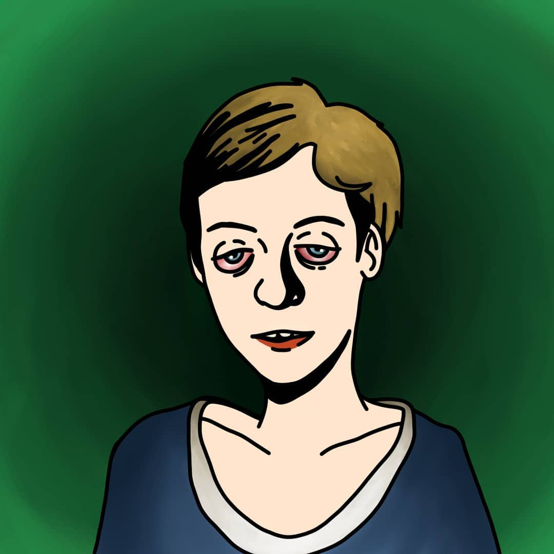 Jennie from Kids. #ilustration #ilustracion #kids #harmonykorine #movie #chloesevigny #cinema