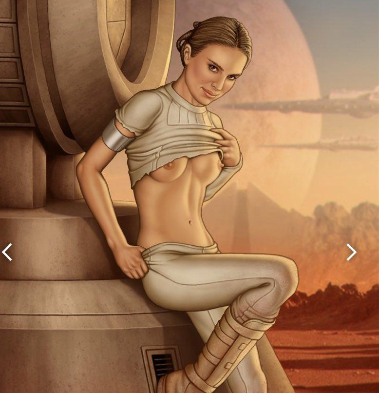 Amidala naked padme Padme Pics