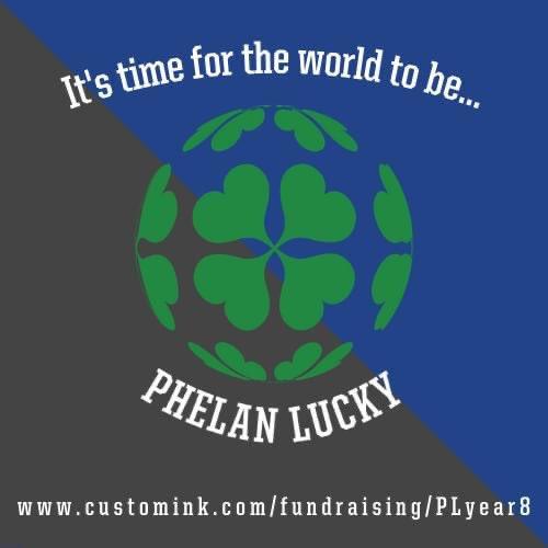"""2021 #PhelanLucky campaign is """"LIVE"""". Visit:"""
