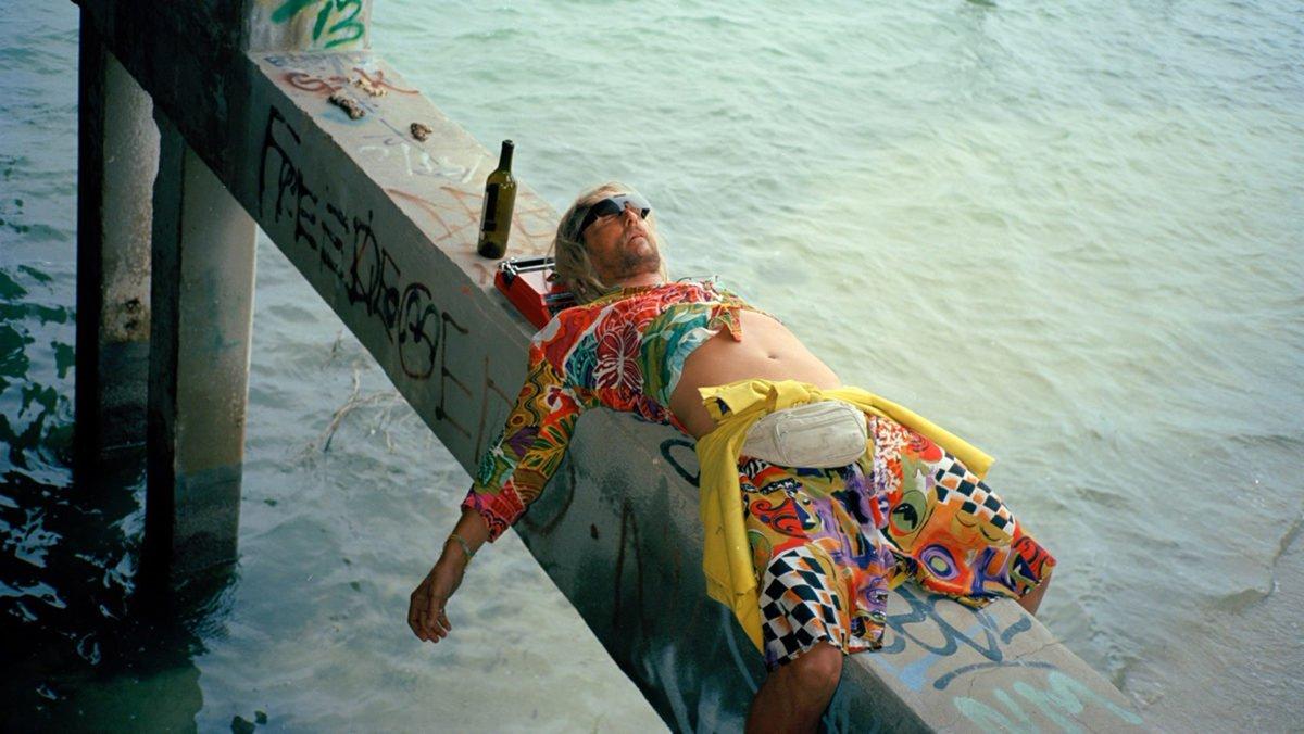 Matthew McConaughey in The Beach Bum (Harmony Korine, 2019). Thoughts? #HarmonyKorine #BOTD #BornOnThisDay #filmtwitter #film #movies #allrightallright #RealButter