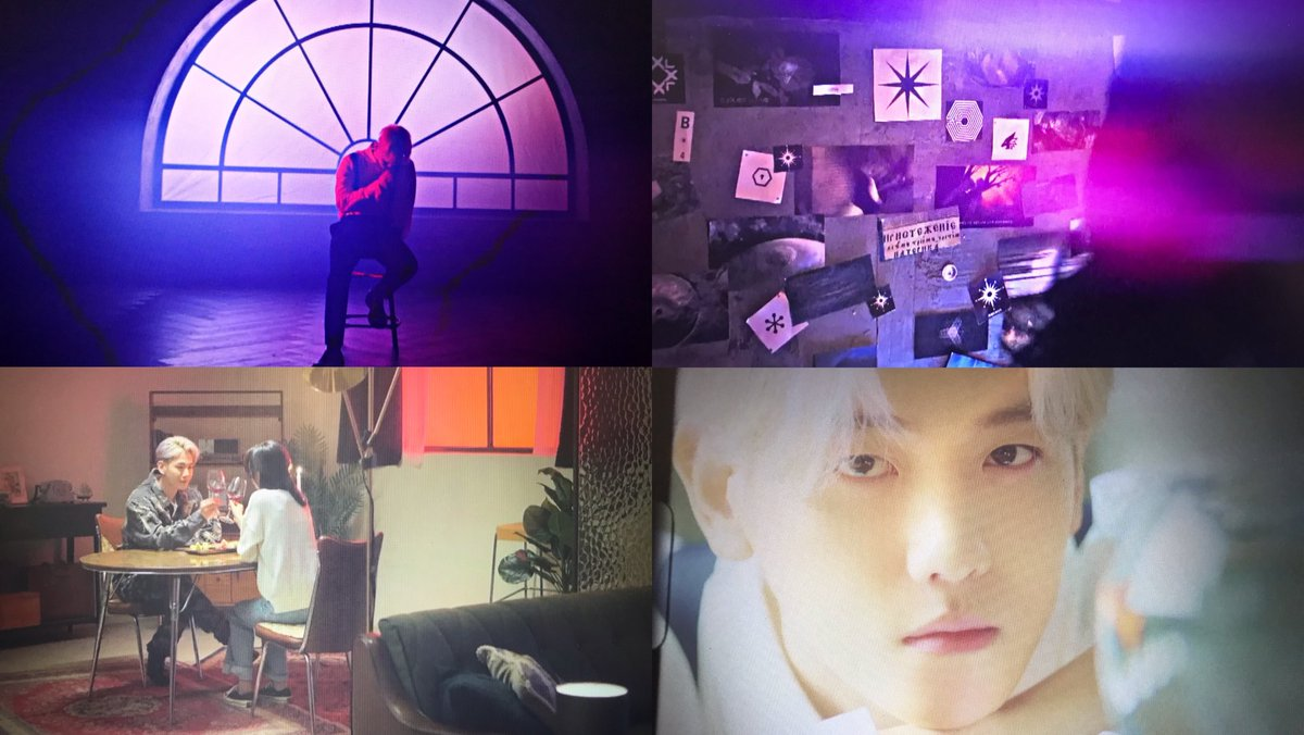 Replying to @oshcuddles: Baekhyun Light VCR explanation and theories   ; a thread