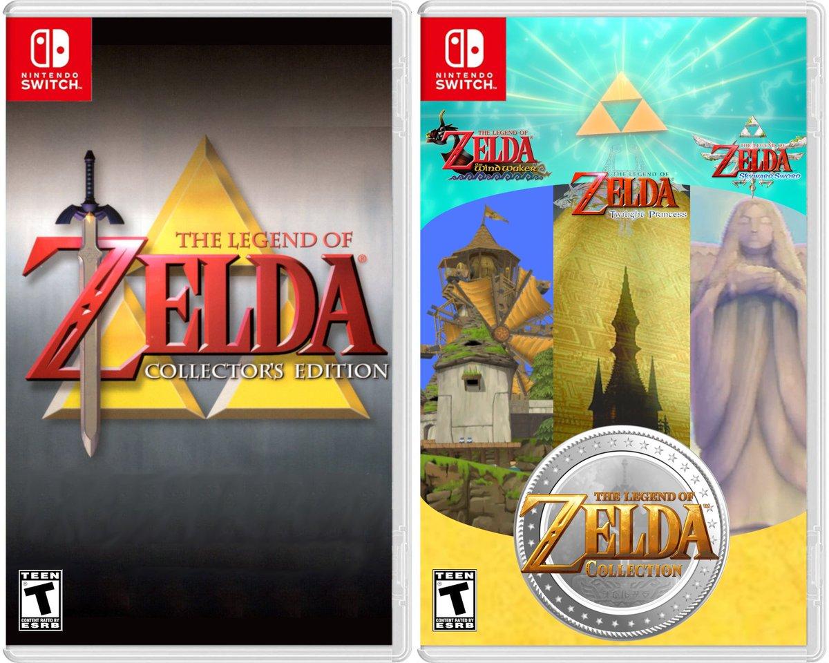 Replying to @BehindTGames: ¿Del 1 al 10 cuanto te gustaría ver esto en tu Nintendo Switch por el 35 aniversario de #Zelda?