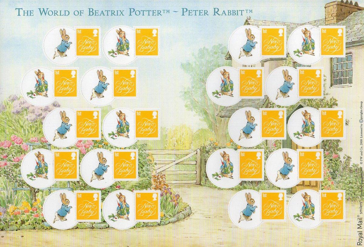 I`m sure everyone has a hidden-away soft spot for the Beatrix Potter tales...  #smilers #beatrixpotter