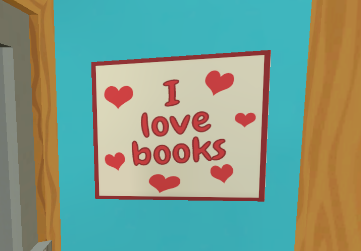 Books are awesome! Which is one reason our next game may be set in a bookshop! #steam #steamvr #newgame #vr