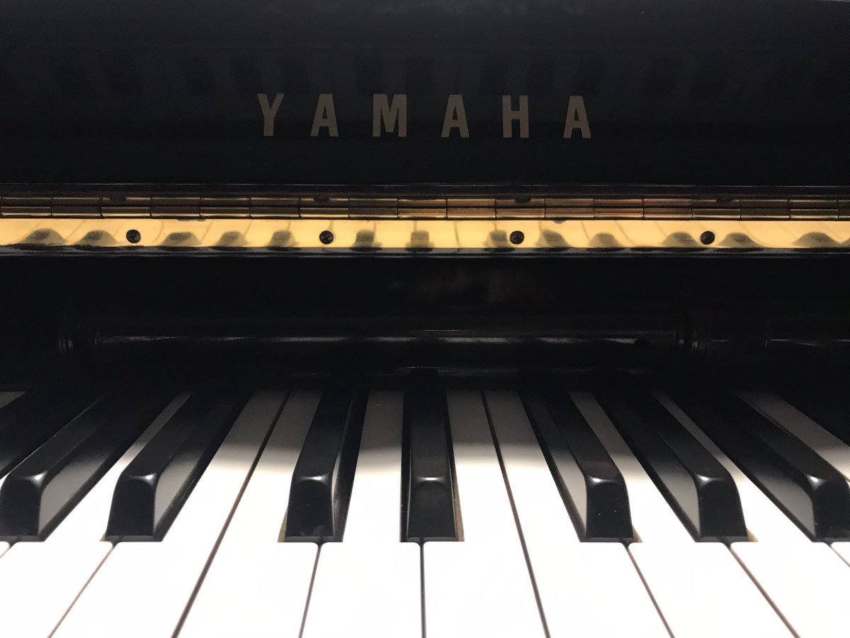 My mother's #yamaha #piano @doctorpiano @DianaGregory1