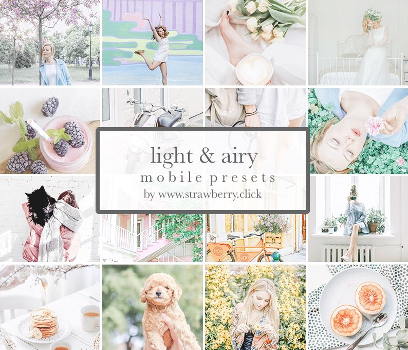 Create dreamy photos with our Light & Airy 🍃 Mobile Presets 🍓 , you don't need computer ! You can download them directly to your Phone 📲 visit us:       #momblogger #mom #blogger #mompreneur #mombloggers #momlife #family #lightandairymobilepresets