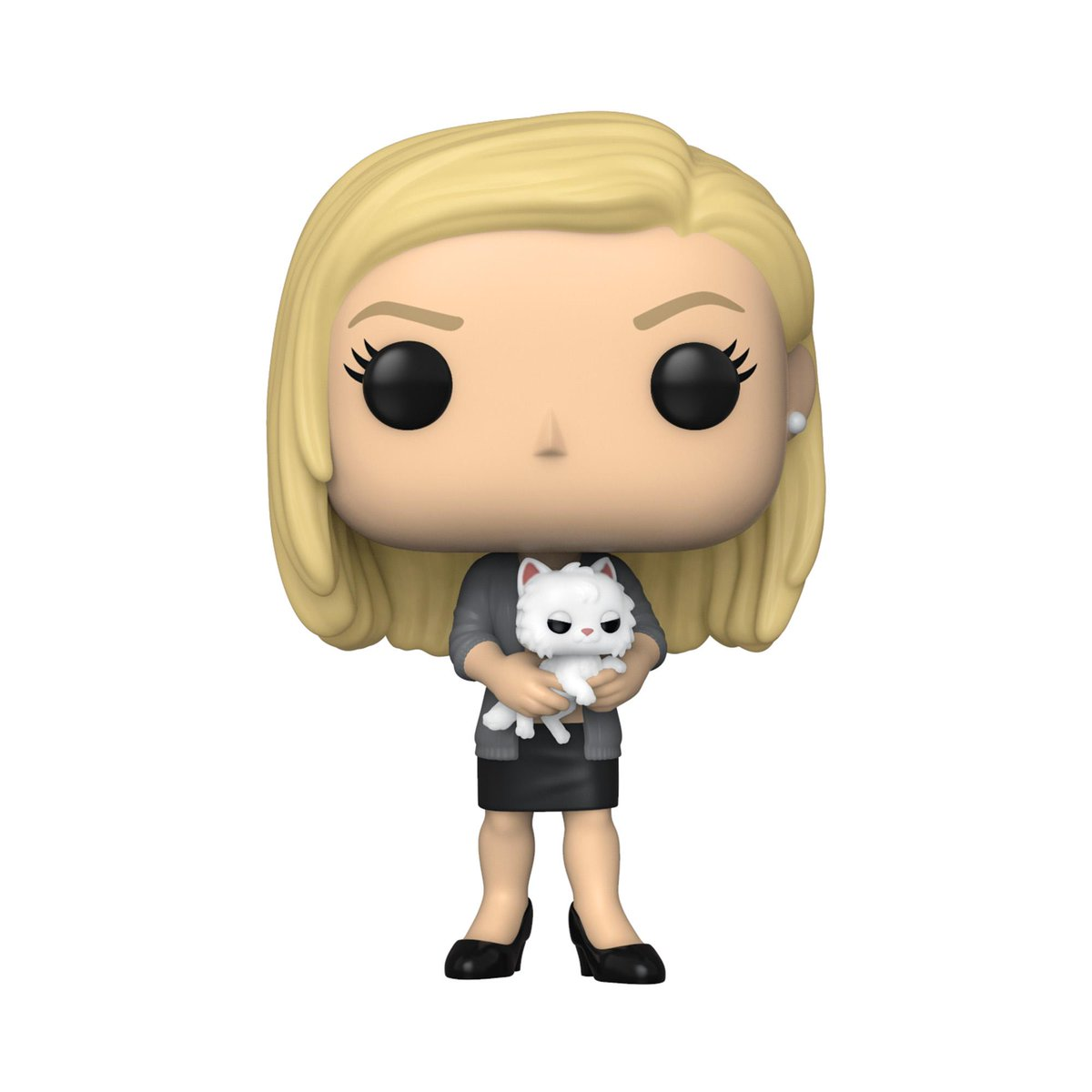 RT & follow @OriginalFunko for the chance to WIN this @GameStop exclusive Angela Martin Pop!  #Funko #Funkogiveaway #theoffice #FunkoPop