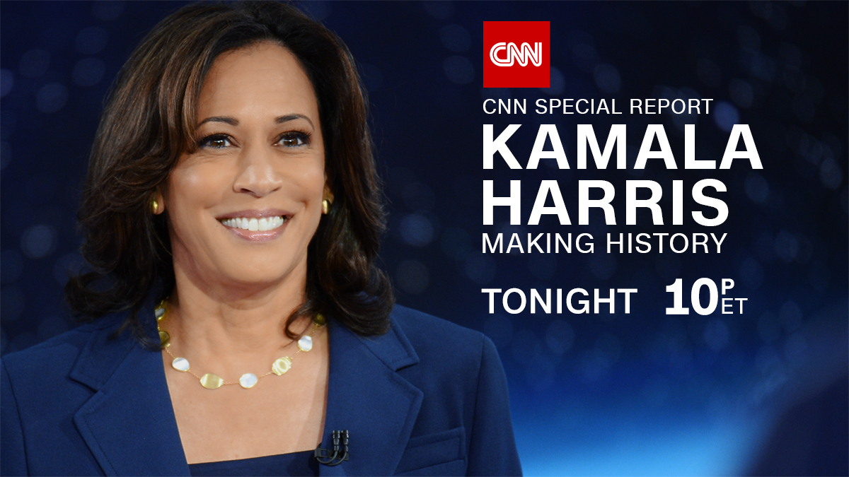 Watch now: A close look at the historic life of Vice President-elect Kamala Harris, from her upbringing in California to the second-highest office in the US
