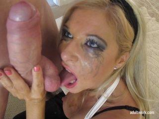 Another movie clip sold via #Adultwork.com! https://t.co/3BDWfAHkIt 9 mins: spitfuelled monster cock