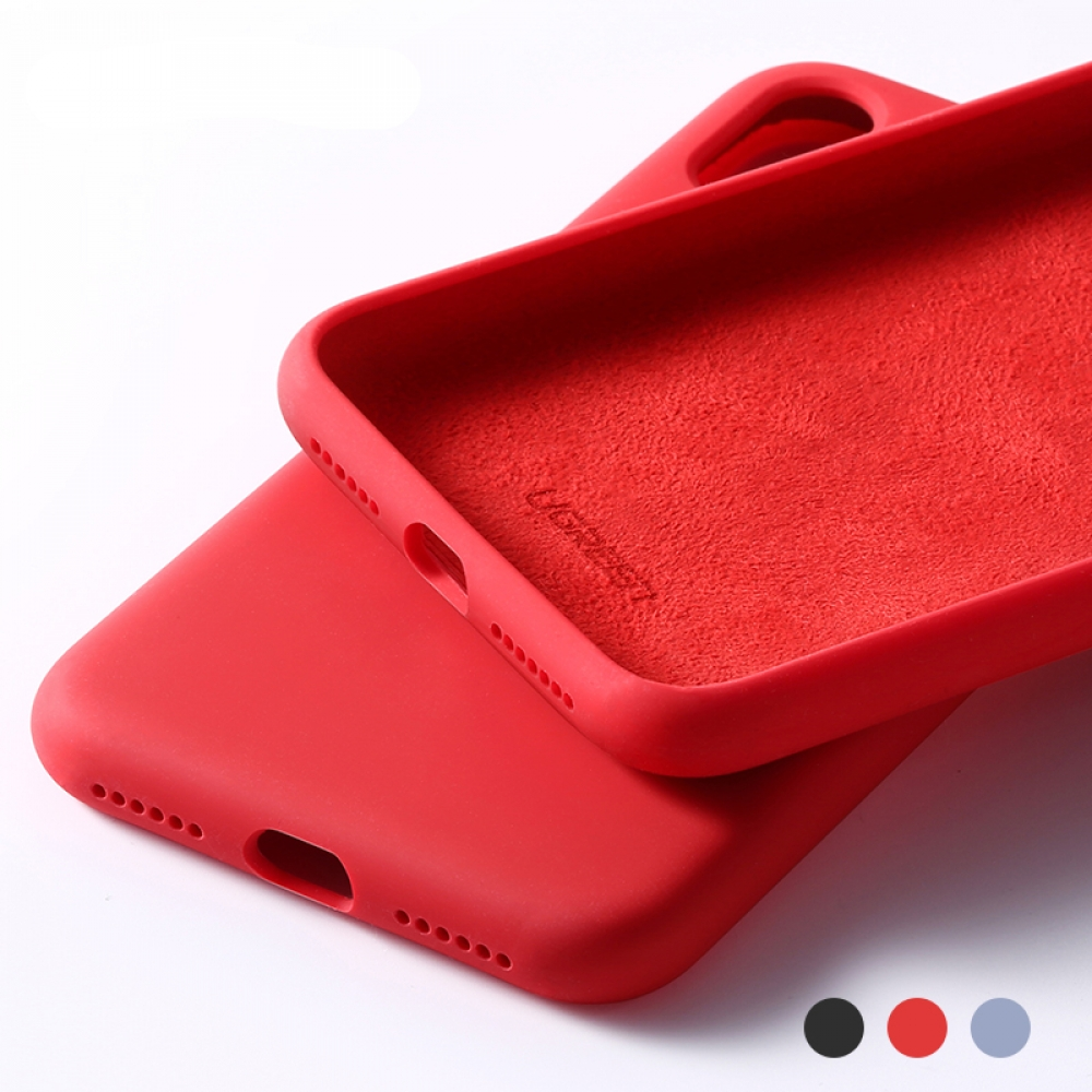 #iphone #iphoneonly #iphonesia #iphoneography Solid Color Case for iPhone with Microfiber Lining