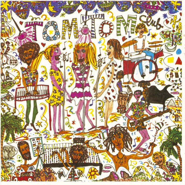 Now Playing: Genius Of Love - Tom Tom Club - Listen now at  #80s #80smusic