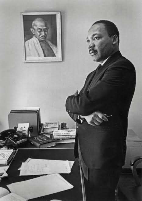 To other countries I may go as a tourist, but to India I come as a pilgrim.'' – Dr Martin Luther King. Today, we honor the life, memory, and legacy of The Reverend Dr. Martin Luther King, Jr. #MLKDay