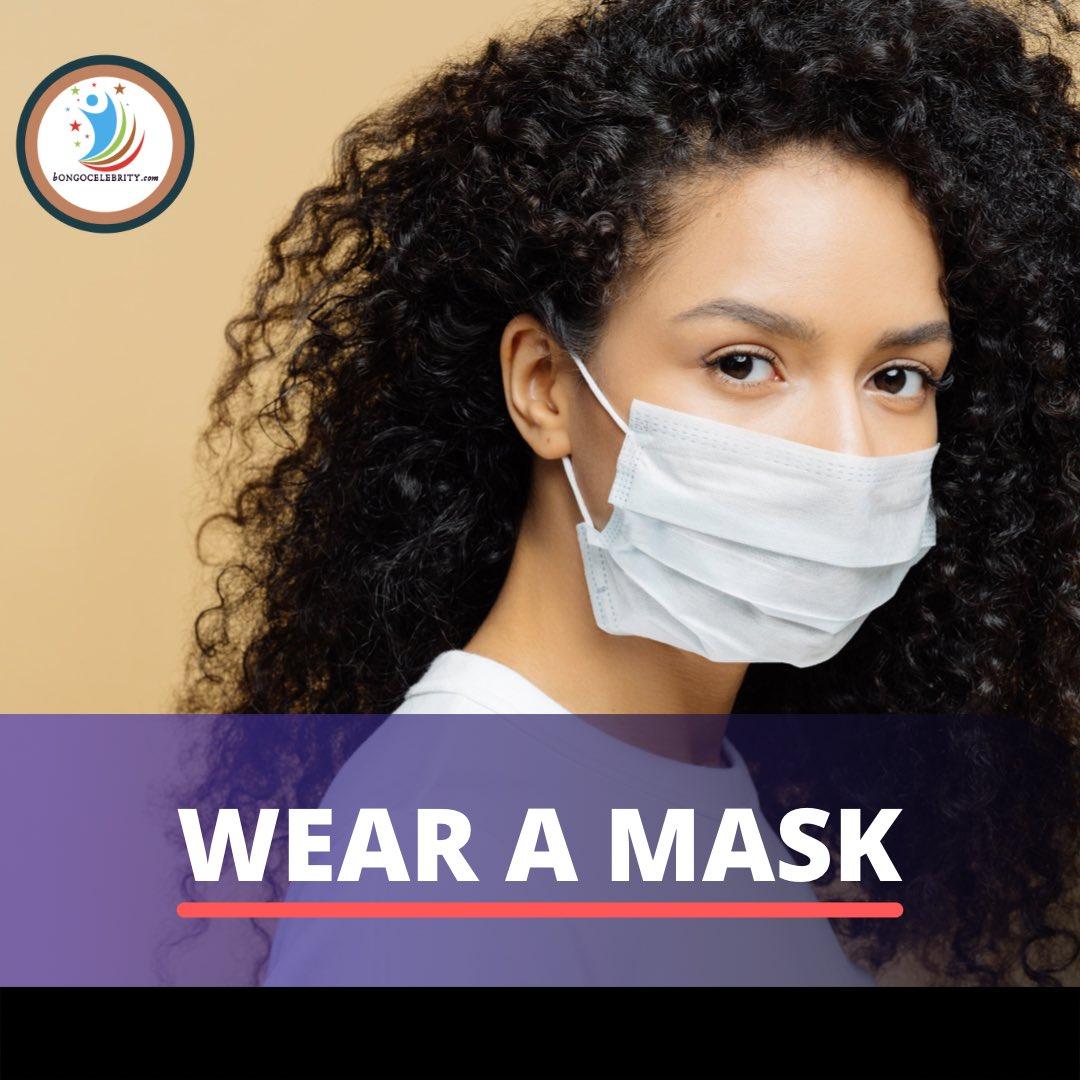 #WearAMask #StaySafe
