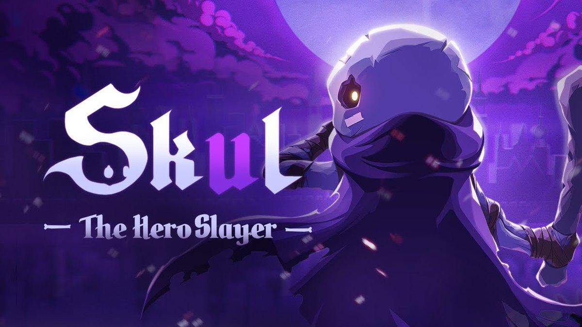 《小骨:英雄杀手》是一款战斗考究的像素风横板动作 RPG,将于 1 月 21 日于 Steam 平台正式发售。 #Steam 点击观看高清影片:  点击观看高清影片:
