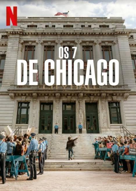 """Assistam """"Os 7 de Chicago"""".  QUE FILME!!!"""