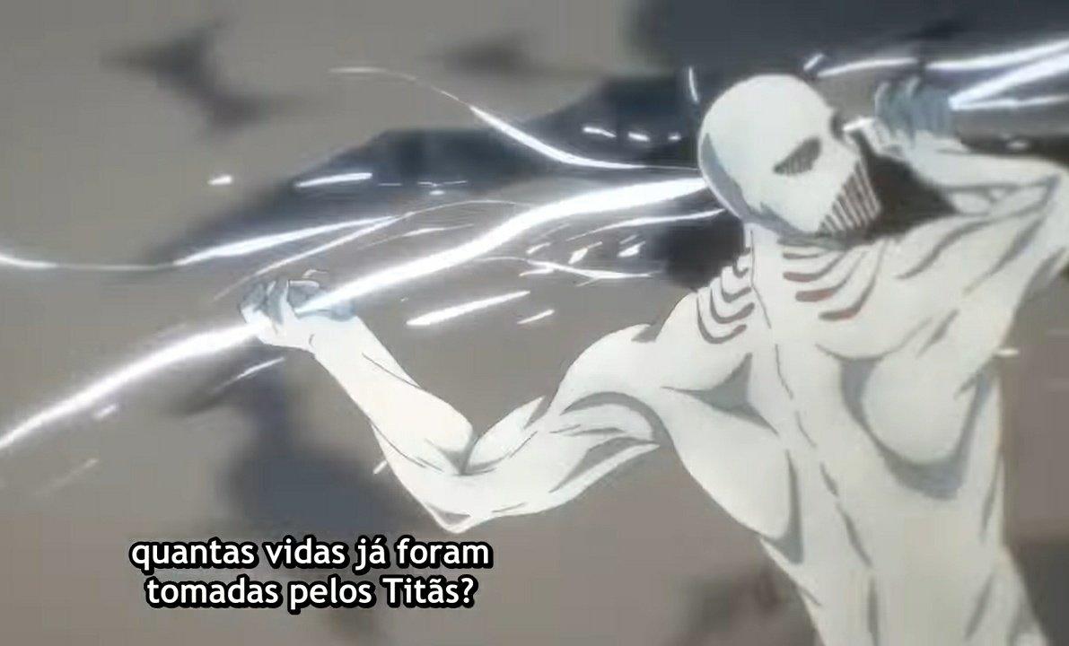 #AttackonTitanFinalSeason a animação dessa luta pra mim foi decepçionante por conta do CGI q a MAPPA fez . . Trailer//      anime