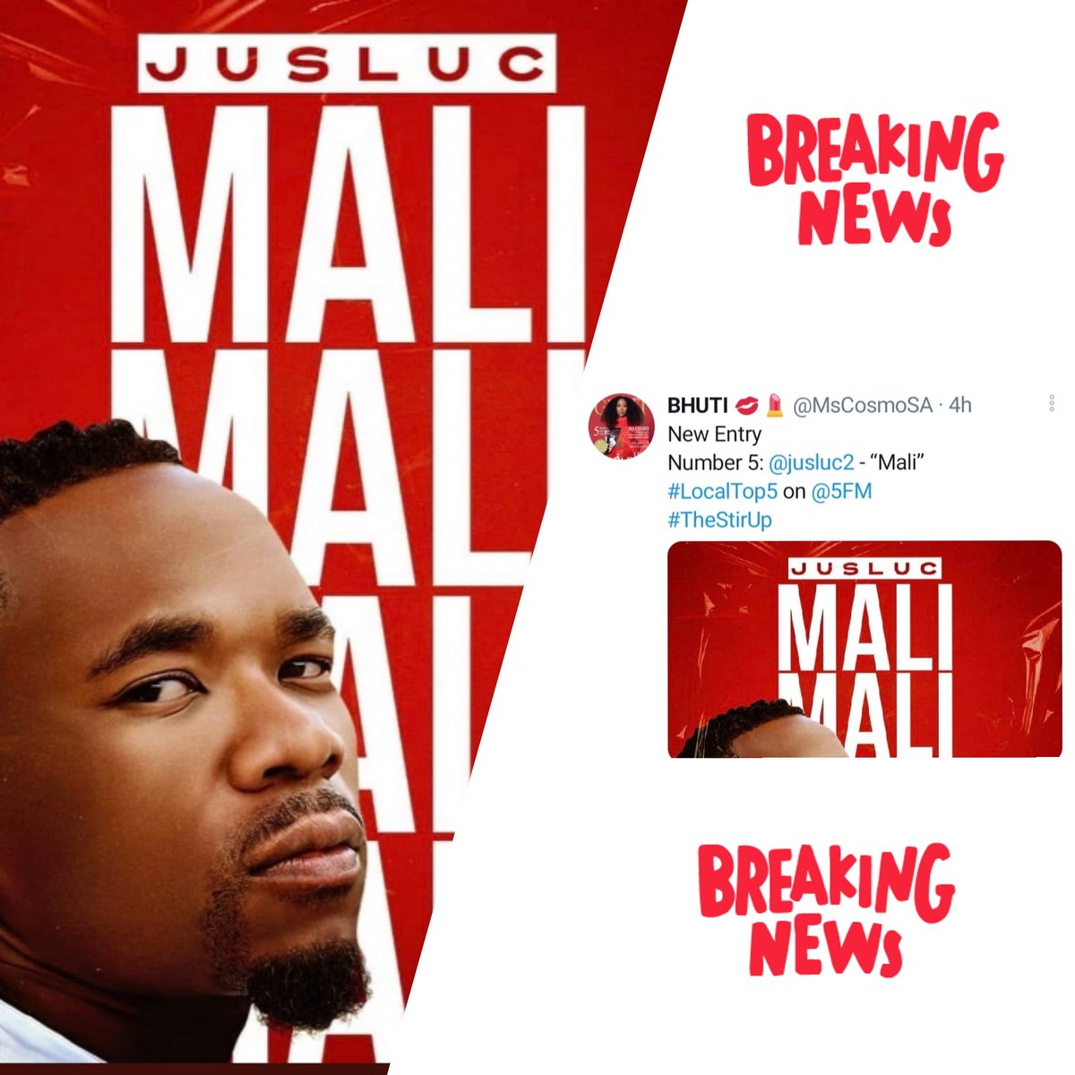 @Jusluc2 new single is out #NoWalletChallenge #hostela #precious #DateMyFamily