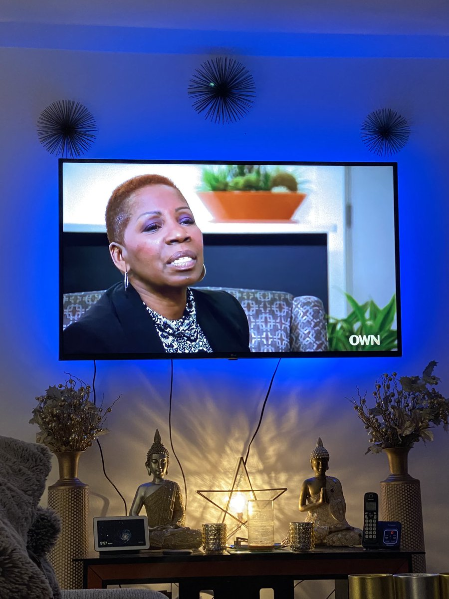 It's Sunday. I'm chilling watching Iyanla #FixMyLife #OwnSundays