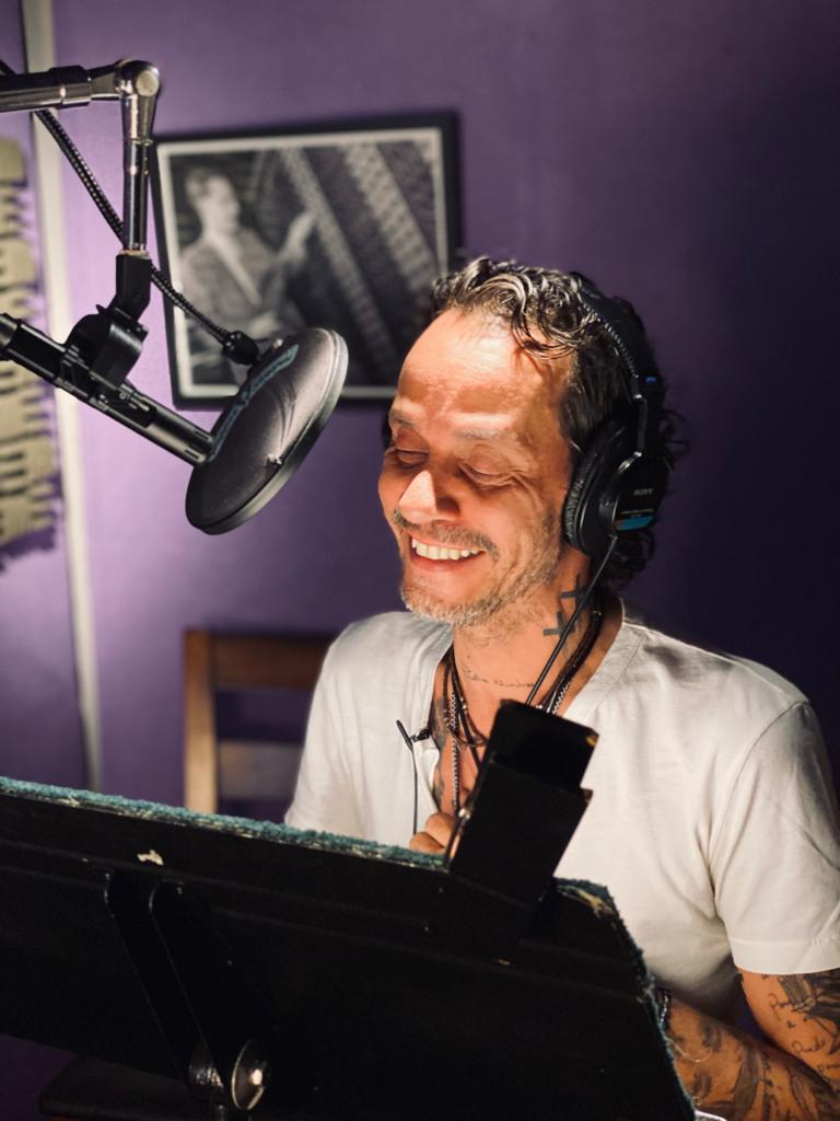 Replying to @MarcAnthony: Getting ready to bring you  something  special in  2021!#EstoSigueee