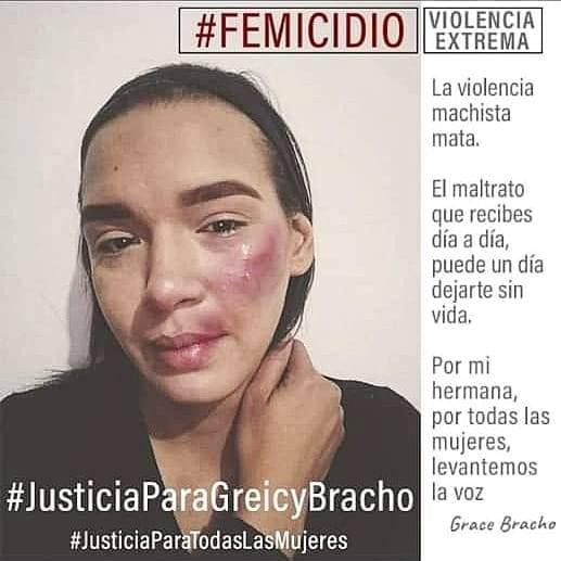 Nacidos en matrimonio de 20 años Lovera y Greicy dejan una hija de 15 y un hijo de 17 que luego del #Femicidio viven la manipulación de un hombre violento. Exigimos #JusticiaParaGreicyBracho #JusticiaParaTodasLasMujeres @MinpublicoVE @PiensaPrensa @TarekWiliamSaab @anyaparampil