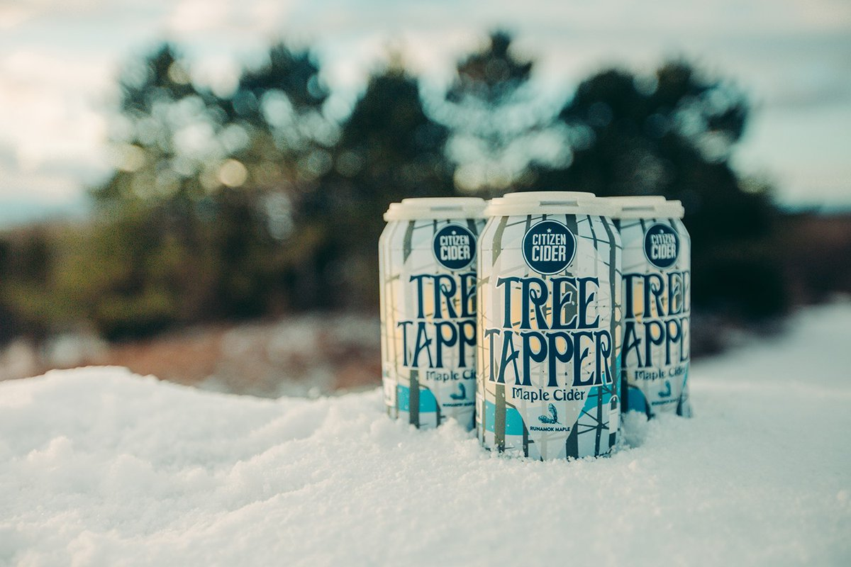 🍻 Citizen Cider is just one of five local breweries on our Burlington  VT page ...    --- ck your VT town    #Burlington #VT #Vermont #brewery #cider #beer #brew #drinks #supportlocal #drinklocal #whoz_vt #smallbusiness