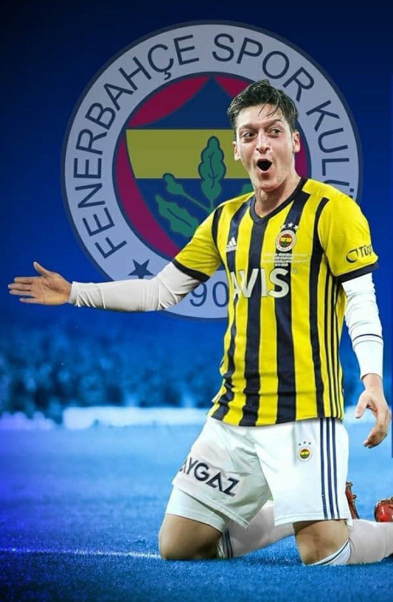 @Fenerbahce @Fenerbahce_EN The King of the realm is going to Turkey's biggest club Fenerbahce #AskMesut #Fenerbahce  @MesutOzil1088 💙💛🇹🇷💙🇹🇷