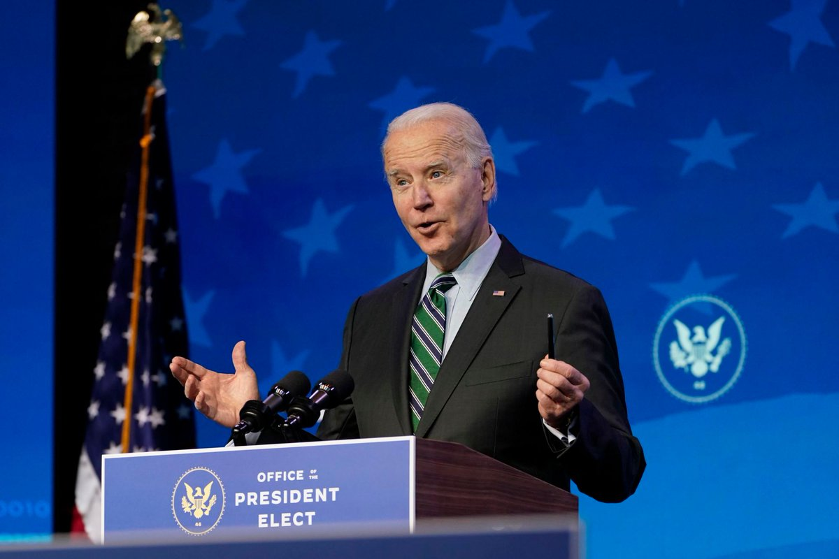 One sentence in Biden stimulus plan reveals his health care approach https://t.co/EcZQhLkqhD https://t.co/GvyJPNuuTK