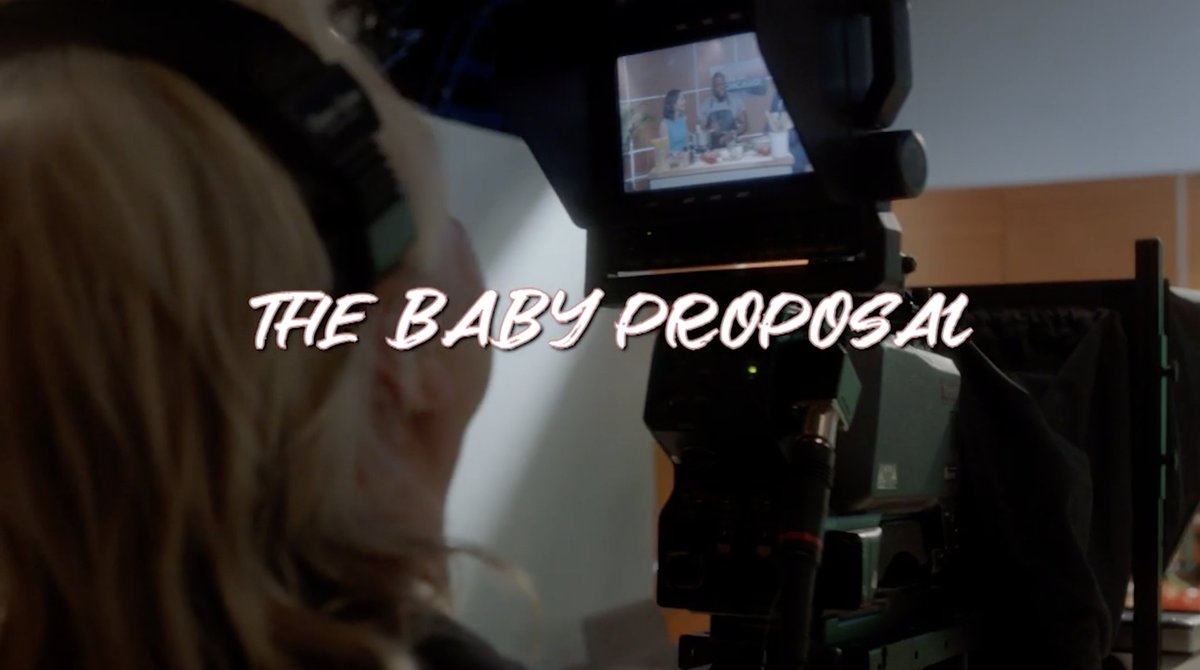#TheBabyProposal is on now! Who's watching on @UPtv?