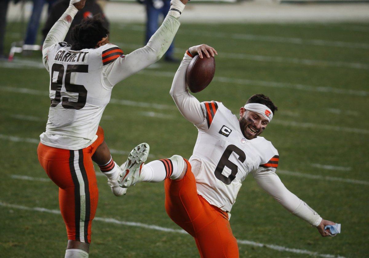@BleacherReport's photo on Browns