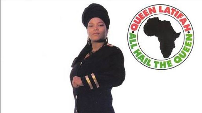 Queen Latifah is an icon. ❤️ https://t.co/2Exs19yfC2