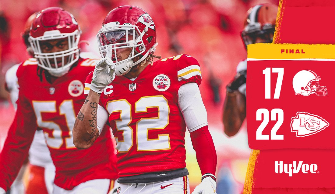 WAY TO GO, @CHIEFS!!!! NOW, IT'S ON TO THE #AFCCHAMPIONSHIP GAME TO FACE THE @BuffaloBills!!!!! ❤❤❤❤💛💛💛💛🏈🏈🏈🏈 #ChiefsKingdom #NFLPlayoffs #AFCDivisional #hennythingispossible