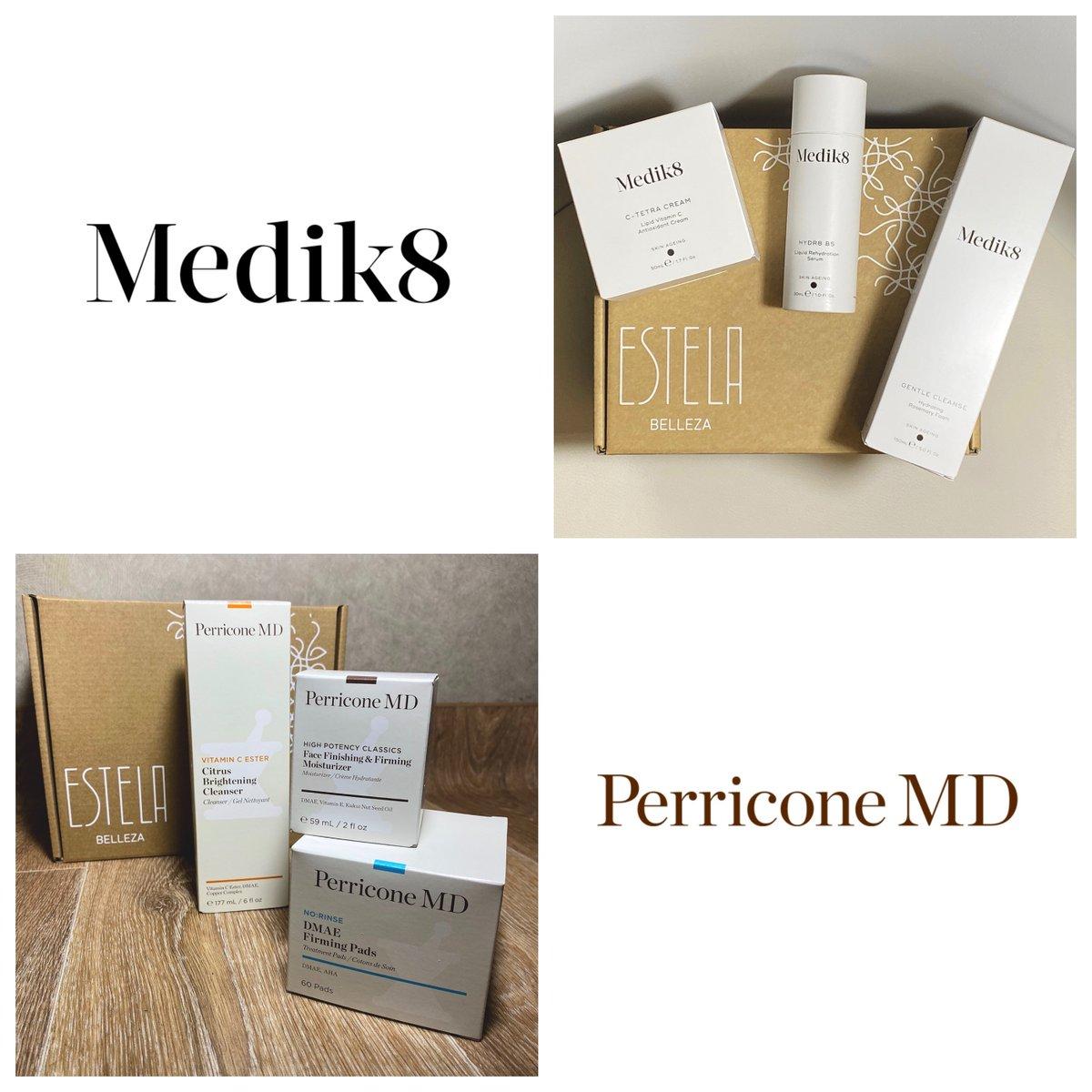¡ATENCIÓN! ¡SORTEO! Sí, algo así ☺️👏🏻: A partir de hoy, por cada producto adquirido en nuestro centro, de @Medik8_es  y/o @PerriconeMD_es , os haremos entrega de un ticket numerado, con el que participaréis en el sorteo de un lote de productos de dichas marcas. 🧵👇(1/4) #sorteo
