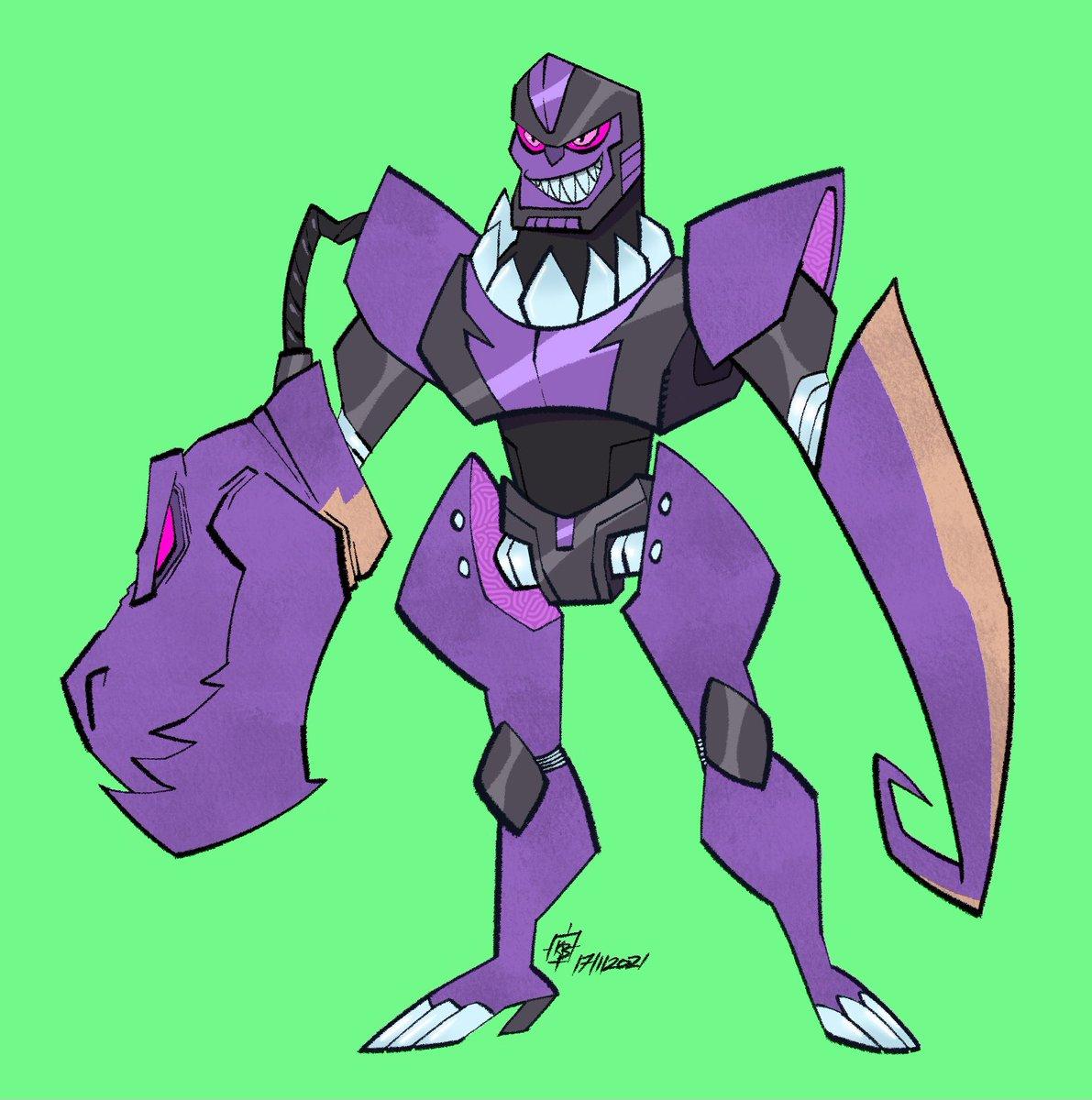 Megatron #BeastWars #megatron #Transformers #transformerswfc