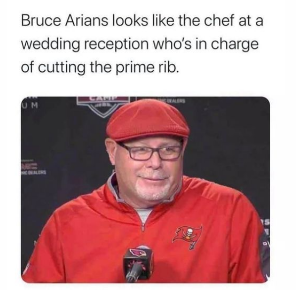 I didn't create this, but that doesn't make it any less true  #NOvsTB