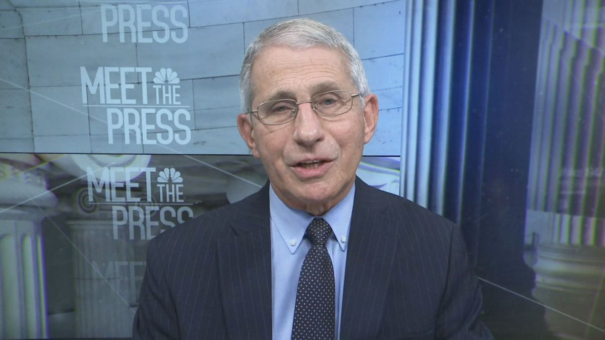 "Dr. Anthony Fauci, one of the nation's foremost public health experts, said Sunday that the U.S. is ""weeks away, not months away"" from considering the approval of new coronavirus vaccines https://t.co/CcZRfON075 https://t.co/XUJf7L9k9N"