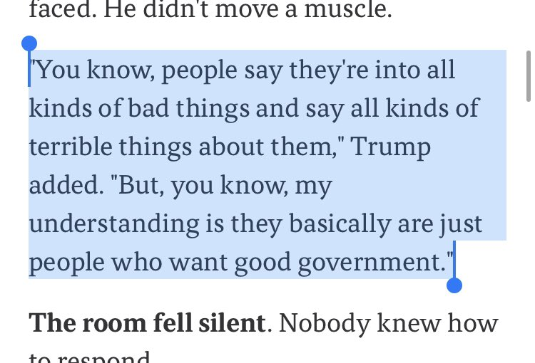 The President weighs in on QAnon. axios.com/trump-off-the-…