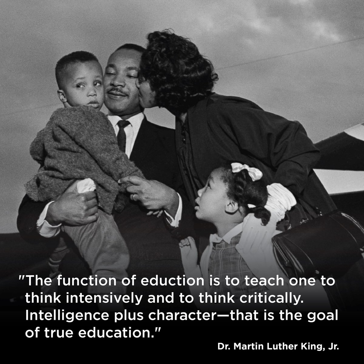 Reminder that classes will not be in session and meal distribution will be paused tomorrow, Mon, 1/18 in observance of #MartinLutherKingJr Day.