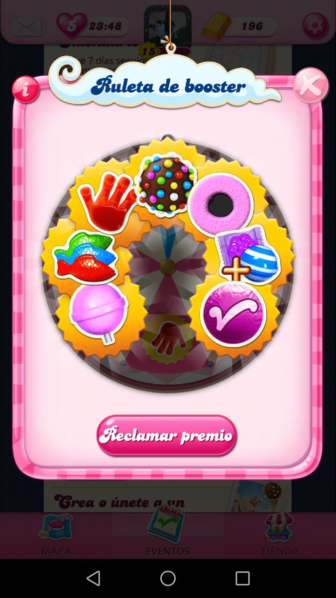 😍 @CandyCrushSaga #Blessed Sweet evening! ❤️