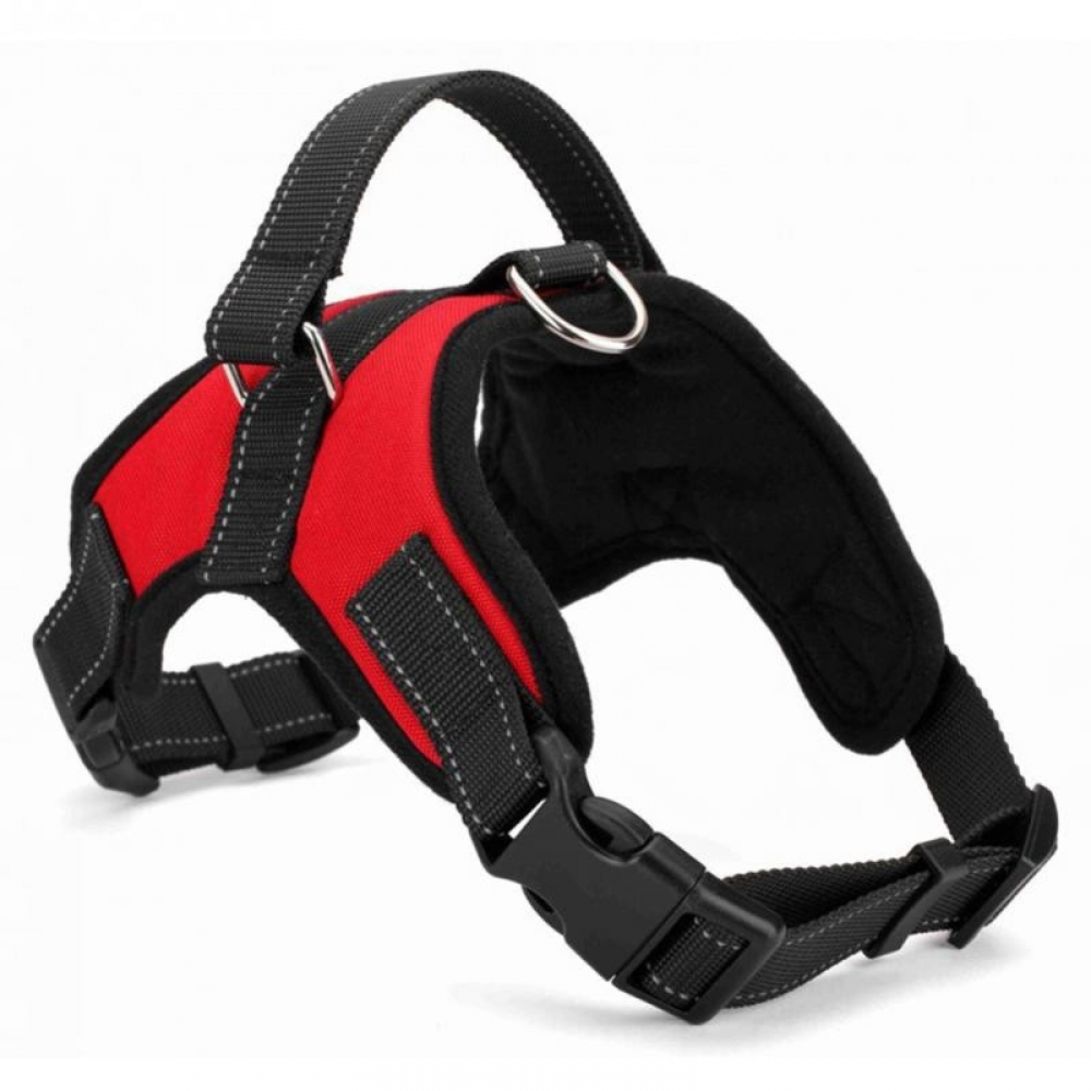 Dogs Soft Adjustable Harness #adorable #mom