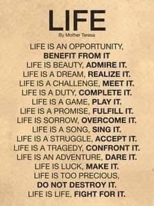 We all have but one life to live, let's make the best of it. 💙  #LifeGoesOn #liveyourbestlife #clintontwpkiwanis #kiwanis #opportunity