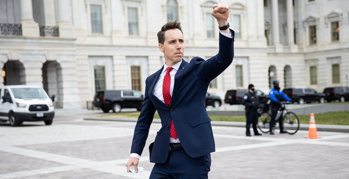 #ExpelThemBoth  America does not negotiate with terrorists  Cop Killer Ted Cruz #CopKillerCruz is a terrorist  Cop Killer Josh Hawley #CopKillerHawley is a terrorist  REPUBLICANS - Why have you not expelled these domestic terrorists from your party?