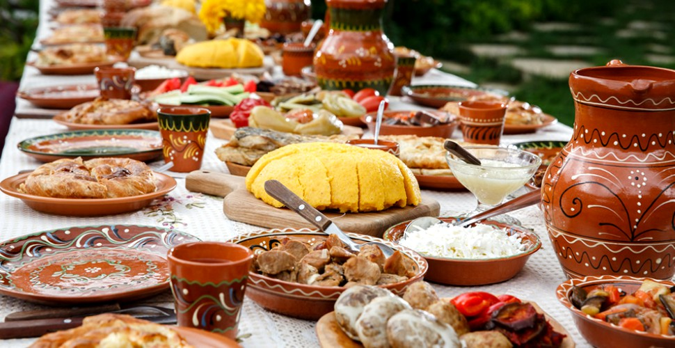 Have You Ever Tried Romanian Traditional Food by @vocal_creators #Food  #Foodies #pictures  #story #yummy #Sunday #sundayvibes  #picoftheday #Romania  #romanian