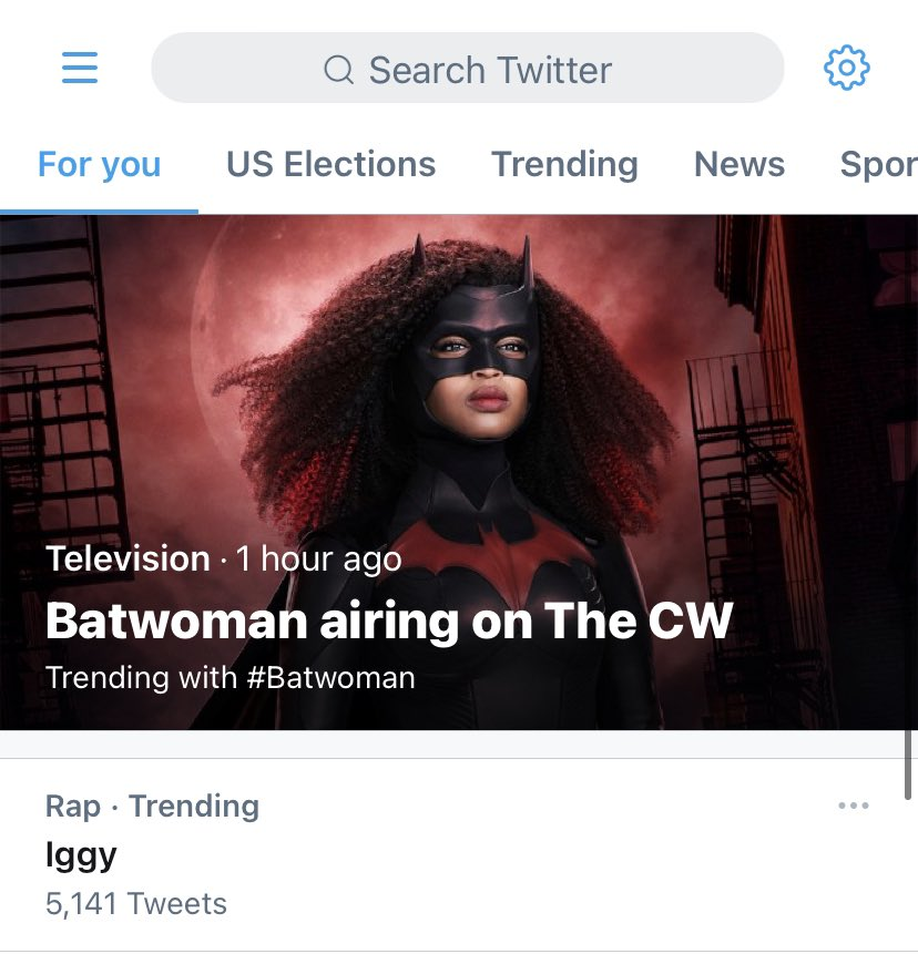 Replying to @plaiboybarbie: The way Iggy trends every other week for literally no reason, now that's what I call iconic