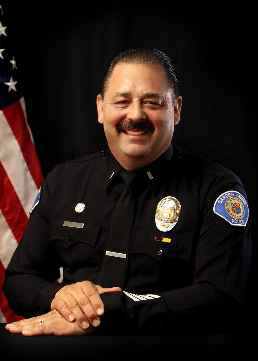 I want to extend my thoughts and prayers to the family, friends, and colleagues of @GardenGrovePD on the passing of Lieutenant John Reynolds who passed away from complications from the Coronavirus. #NeverForget #LODD #Prayers