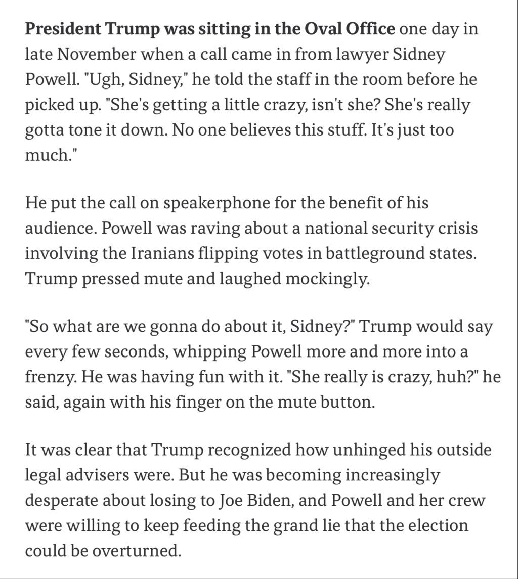 For anyone under the impression that Trump really believes his bullshit and is not just an opportunist axios.com/trump-off-the-…